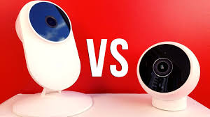 Сравнение <b>Xiaomi Mijia</b> 1080p и Mi <b>smart</b> camera Standard edition ...