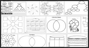 Grade Research Paper Graphic Organizer   paragraph essay structure Pinterest