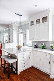 Small Picture Best 25 White shaker kitchen cabinets ideas on Pinterest Shaker