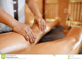 legs massage therapy royalty stock image image 27136146 legs oil massage therapy skin care royalty stock