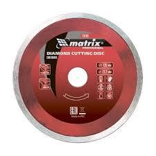 <b>Диск алмазный</b> отрезной <b>Matrix</b> 200 х 25,4 мм - купите по низкой ...