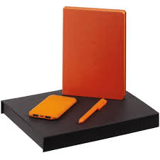 <b>Набор Office Fuel</b>, оранжевый