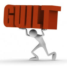 Image result for guilt symbol
