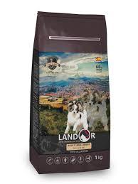 <b>Сухие корма</b> для собак <b>Landor</b>