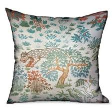 Shop Plutus Wild <b>Jungle</b> Multi <b>Animal</b> motif <b>Luxury</b> Outdoor ...