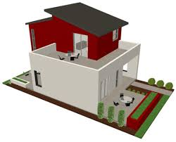 Small House Plan  Ultra Modern Small House Plan  Small Modern    ultra modern smsall house plan small house plan