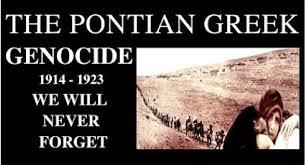 Αποτέλεσμα εικόνας για genocide pontian