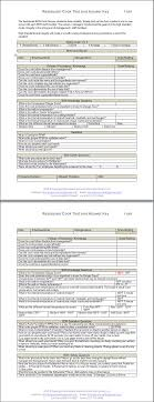 restaurant kitchen forms get organized now workplace wizards restaurant form q 002b restaurant cook test and answer key