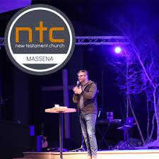 NTC Massena Podcast - Justin Cardinal