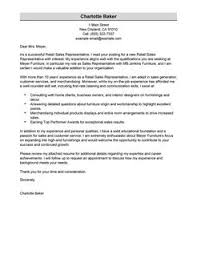 create cover letter retail sales cover letter