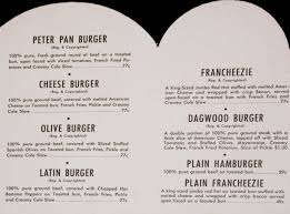 john chuckman s places south shore chicago menu chicago john chuckman s places south shore chicago menu chicago peter pan snack shop restaurants inside portion hamburgers we loved 1952 leave a
