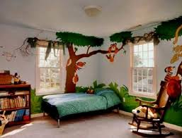 Kids Bedroom Murals CostaMaresmecom - Bedroom wall murals ideas