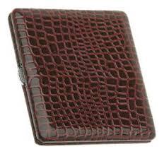 <b>Портсигар</b> (красный цвет с <b>рисунком</b>) от S. Quire купить на ...