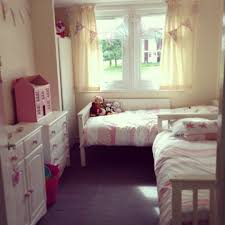 Small Bedroom For Two Two Single Beds In A Small Room Bedroom Amazing Two White Single