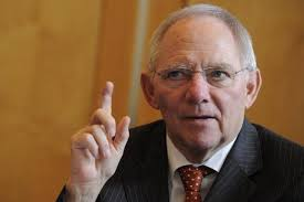 «Wir fühlen uns schlecht behandelt»: Deutsche Bundesländer fordern von Finanzminister Wolfgang Schäuble mehr Härte gegenüber der Schweiz. Bild: Keystone - topelement