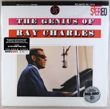 Ray Charles - The Genius Of <b>Ray Charles</b> [<b>180</b> Gram Vinyl] (Vinyl ...