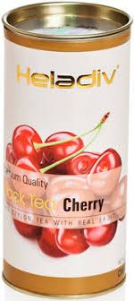 <b>Чай черный HELADIV HD</b> CHERRY 100 gr Round P.T. купить в ...