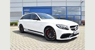 Used Mercedes-benz C Class Estate 4.0 C63 <b>V8 Biturbo</b> Amg S ...
