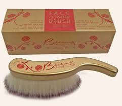<b>Vintage</b> Face Powder <b>Brush</b> - Besame Cosmetics | Glamour Daze ...