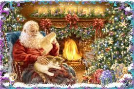 Znalezione obrazy dla zapytania kartki na Boże narodzenie świecace