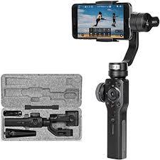 <b>Zhiyun Smooth 4</b> 3-Axis Handheld Gimbal Stabilizer for: Amazon.co ...