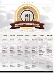 Dieta Settimanale Vegana : Best images about menu settimanale on weights