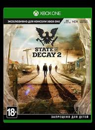 <b>Игра для приставки Microsoft</b> Xbox One State of Decay 2 (5DR ...