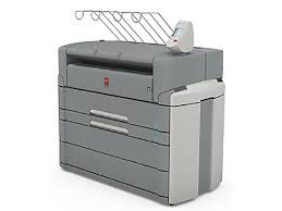 <b>Oce</b> TDS720 36 inch compatible inks, paper, media, and printheads