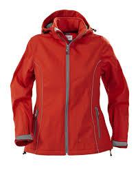 <b>Куртка софтшелл женская HANG</b> GLIDING, красная, размер M ...