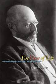 the view of life four metaphysical essays journal aphorisms georg simmel