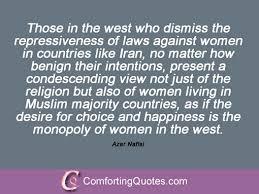Azar Nafisi Quotes | ComfortingQuotes.com via Relatably.com