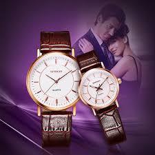 <b>SANDA</b> Dress Elegant Couple <b>Watch</b> Quartz Women Wristwatches ...
