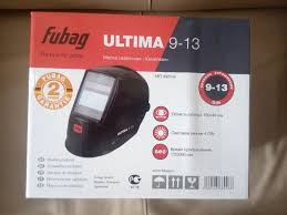 Обзор от покупателя на <b>Маска</b> сварочная <b>FUBAG ULTIMA</b> 9-13 ...