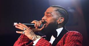 Rapper <b>Nipsey Hussle</b> killed in shooting outside his L.A. store