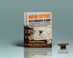 advertising flyer printing restaurant advertising flyer printing