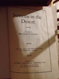 nov title page for streams in the desert book as i see it published 12 2016 at 2448 times 3264 in