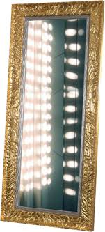<b>Зеркало Classic, в</b> золотистой раме (артикул Z9523.1) - Проект 111