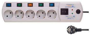 <b>Сетевой фильтр MOST</b> Elite <b>EHV</b>, белый, 5 м — купить по ...