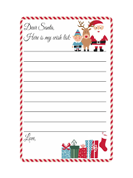 doc 7681024 christmas wish list template 8 templates in pdf 7681024 christmas wish list template 8 templates in pdf word