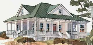 Tidewater Low Country House Plans   Southern Living House PlansSl