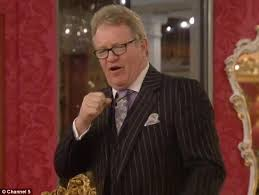 Celebrity Big Brother 2014: Jim Davidson argues with Linda Nolan ...