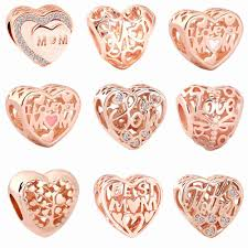2018 new free shipping <b>1pc</b> mother's day gfit <b>rose gold</b> mom mother ...