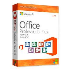Microsoft Office <b>2016</b> Professional Plus [<b>1PC</b>]