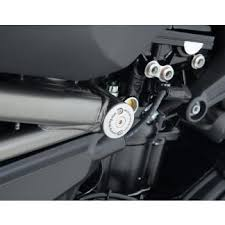 R&G <b>Frame Plug for Ducati</b> XDiavel / S | Silver | TwistedThrottle.com