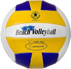 Купить <b>Gratwest Волейбольный мяч beach</b> volleyball colorful в ...