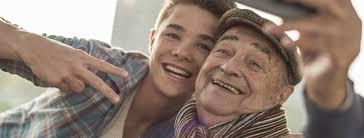 Afbeeldingsresultaat voor Opa en oma selfie
