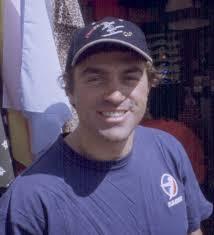 Kristian Ghedina con il cappellino dell'EtruSki Club - ghedina