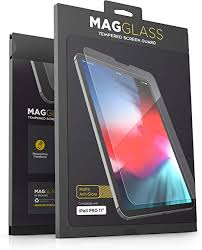 "MagGlass iPad Pro 11"" <b>Tempered</b> Glass <b>Matte Screen Protector</b>"