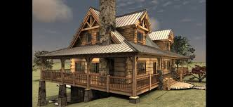 Plan Details   Whole  House Plans   Custom Log HomesThe Pipestone   Custom Log Home Plan  Home  middot  House Plans