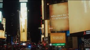 <b>New York Times Square</b> Takeover – Harry Potter und das ...